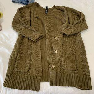 Agnes and Dora sweater